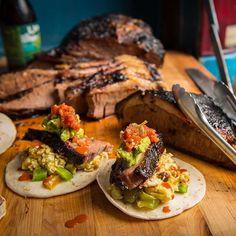 BBQ Brisket Breakfast Tacos Recipe   Traeger Wood Fired Grills