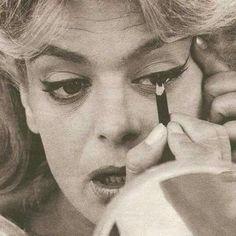 Winter, Inspiration, Retro, Makeup, Greek, Vintage, Legends, Pictures, Fotografia