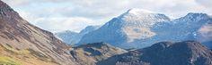 Ennerdale Valley and Pillar mountain