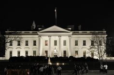 1600 Pennsylvania Ave by Larry Meadows on 500px