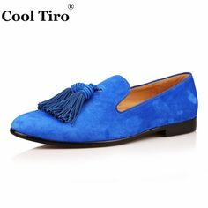 7a13f577e US $74.82 35% OFF|Cool Tiro Gold Suede Loafers Men Slip Slippers Silk  Tassel Moccasins Man Casual Flats Men's Dress italian Leather Shoes  Luxury-in Men's ...