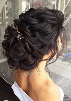 summer wedding hairstyles for medium long hair hairstyles - Braut Nägel - Bridal nails - Frisuren Updos For Medium Length Hair, Medium Long Hair, Medium Hair Styles, Long Hair Styles, Summer Wedding Hairstyles, Bride Hairstyles, Black Hairstyles, Oscar Hairstyles, Gorgeous Hairstyles