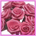 View Ribbon Rose Dusty Pink - 144 Flower Heads
