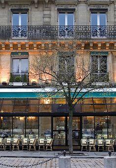 Les Deux Magots, 6 Place Saint-Germain des Prés, Paris VI