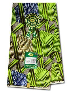 WHOLE 6 YARDS Super Vlisco Holland Wax Print African FabricFor Dressmakings/Tribal Fabrics/Kitenge/pagnes/Multicoloured/Chitenge Empire Textiles, Wax Lyrical, Tribal Fabric, African Textiles, Kitenge, Textile Design, Dressmaking, Printing On Fabric, Yards