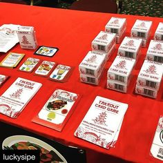 #indiegames #gamedev #necomiccon #boxborough #boxboro #cardgames #smallmonstersgames #takeout #takeoutgame