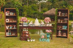 ~ Uma Linda Promessa ~: Casamento vintage: uma saída para fugir do tradicional