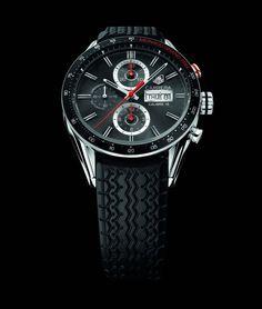 Tag Heuer Carrera Calibre 16 Chronograph Day-Date Grand Prix De Monaco