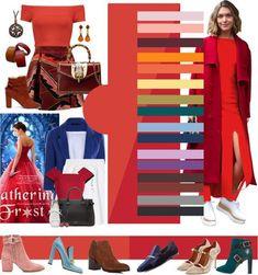 Модные цвета 2018 - сочетания. 2