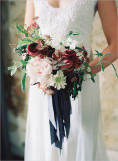 Reflections of fall wedding inspiration. Captured By: Austin Gros Photography #weddingchicks http://www.weddingchicks.com/2014/10/17/reflections-of-fall-wedding-inspiration/