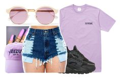 """Untitled #556"" by oh-thatasia ❤ liked on Polyvore featuring NIKE and Sheriff&Cherry"