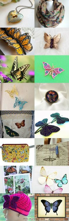 Flutter By by Lucees Treasure Chest on Etsy--Pinned with TreasuryPin.com
