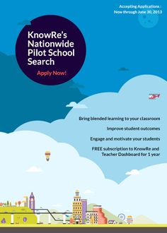 Pilot KnowRe in Your Classroom. Let us know if you're interested! http://about.knowre.com/pilot-knowre/