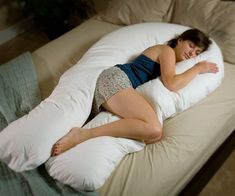 Body Pillow - Bringing sleeping comfort to the next level!! @Coty