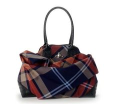 Lovely bag by Vivienne Westwood!