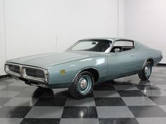 1971 Dodge Charger  Maintenance/restoration of old/vintage vehicles: the material for new cogs/casters/gears/pads could be cast polyamide which I (Cast polyamide) can produce. My contact: tatjana.alic@windowslive.com