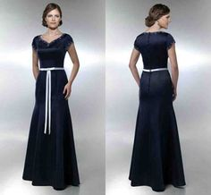 Navy Blue And Silver Bridesmaid Dresses Bridesmaids