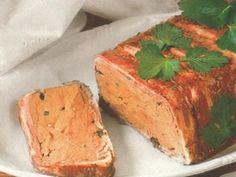 Francia májpástétom I Foods, Cornbread, Banana Bread, Bacon, Ethnic Recipes, Porto, France, Finger Food, Millet Bread