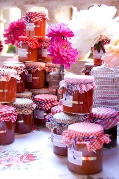 Idea regalos para invitados : mermeladas y conservas : Tendencias de Bodas Magazine