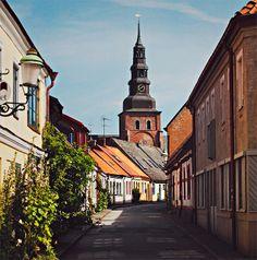 Ystad, Sweden. Wallander themed vacation at midsummer?