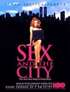 Sex and the City (1998) Four beautiful female New Yorkers gossip about their sex-lives (or lack thereof) and find new ways to deal with being a woman in the 90's. Stars: Sarah Jessica Parker, Kim Cattrall, Kristin Davis, Cynthia Nixon