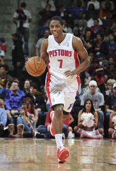 Detroit Basketball, Basketball Players, Basketball Court, Brandon Knight, Detroit Pistons, Motown, Nba, Athletes, Plays