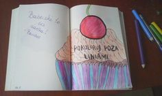 Podesłała Karolinaa Jakubowicz #zniszcztendziennik #kerismith #wreckthisjournal #book #ksiazka #KreatywnaDestrukcja #DIY