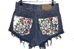 Floral pockets
