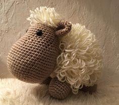 Crochetbyme — Und schon wieder ein Schaf, vorerst das letzte....