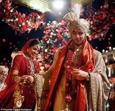 Just few days ago, Priyanka Chopra Jonas and Nick Jonas have celebrated their first marriage anniversary Priyanka Chopra Wedding, Priyanka Chopra Hot, Nick Jonas, Celebrity Couples, Celebrity Weddings, Safari, Indian Wedding Couple Photography, 1st Wedding Anniversary, Happy Anniversary