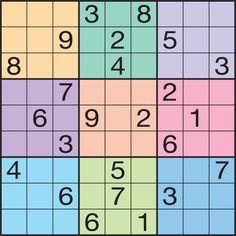 The Original Sudoku Calendar - Online Calendar - Page-A-Day Online Calendar, Calendar Pages, The Creator, The Originals, January 20, Wednesday, Image