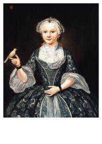 Tibout Regters, portrait of Theodora van Suchtelen, 1751