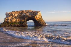 The natural rock bridge at this majestic State Park is one of the best places for sunset photography in California. I got a chance to explore it and you can read all the details in this post.