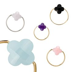 Morganne Bello - Friandise - clover ring