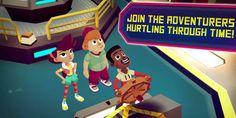 Porta-Pilots, un juego que permite viajar en el tiempo http://j.mp/1RruTtz |  #Android, #Apps, #IOS, #Juegos, #Noticias, #PortaPilots, #Tecnología