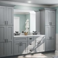 Home Decorators Collection Tremont Embled 30x30x12 In Wall Kitchen Cabinet With 2 Soft Close Doors Pearl Gray W3030 Tpg At The Depot Mobile