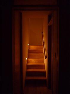 階段29 Stairs, Architecture, Restaurants, House, Home Decor, Lighting Design, Arquitetura, Stairway, Decoration Home