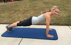 Try This 8-Week Plank Challenge To Get Stronger From Head To Toe  http://www.prevention.com/fitness/8-week-plank-challenge
