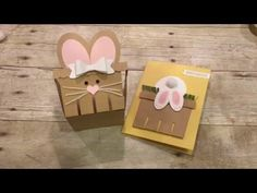 Creative Inking Easter Bunny Hop! - The Creativity Cave