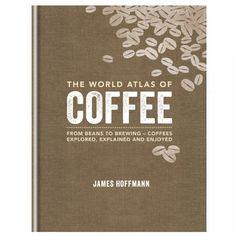 World Atlas of Coffee   Wheel&Barrow Homewares