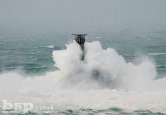 Longships Vs Atlantic Lighthouse