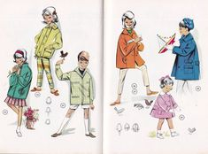 1950s Vintage Lutterloh Childrens by allthepreciousthings on Etsy, $75.00