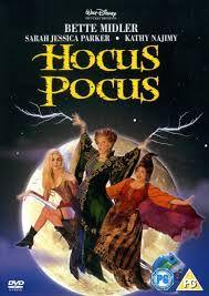 Hocus Pocus movie great Halloween movie!