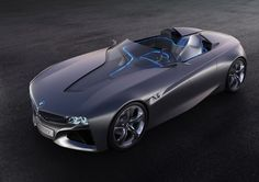 The BMW Vision ConnectedDrive Concept