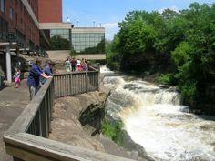 City of Cuyahoga Falls in Ohio