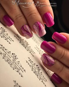 latest and hottest matte nail art designs ideas 2019 – nothingideas Cute Nail Designs, Acrylic Nail Designs, Fancy Nails, Love Nails, Stylish Nails, Trendy Nails, Matte Nail Art, Latest Nail Art, Manicure E Pedicure