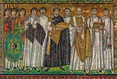 Teaching about the Nika Riots & Emperor Justinian - #artproject #classroomresource