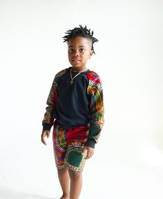 African Wear Styles For Men, Ankara Styles For Kids, African Dresses For Kids, African Babies, African Prom Dresses, Latest African Fashion Dresses, African Print Fashion, African Prints, African Clothes
