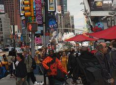 #뉴욕 #맨하탄 #타임스퀘어 #Newyork #Manhattan #Times Square
