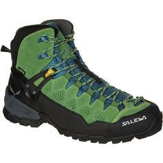 Salewa Alp Trainer Mid GTX Hiking Boot - For the Paddy Men'sTreetop/Ringlo